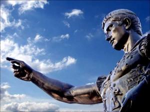 Emperador de Roma cesar Augusto