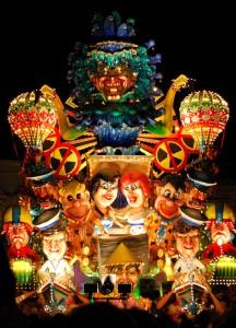 Carnaval Acireale Italia