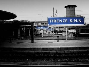 Estación de Santa Maria Novella en Florencia (Foto Flickr de hnguyen117)