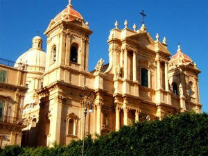 Catedral de Noto (Foto Flickr de Yeastx)