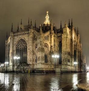 """Duomo de Milán por """"Panorama"""" en Flirck"""