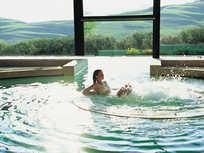 Spas y Resorts de aguas termales en Toscana