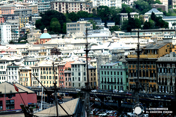 La histórica Génova