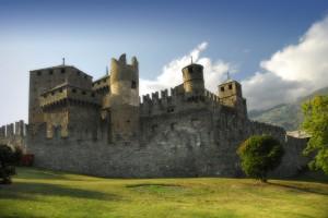 Castillo Fenis - Valle de Aosta