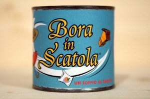 La Bora en lata