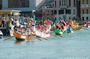 Regata histórica de Venecia