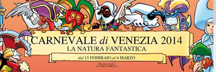 Carnaval de Venecia 2014, todo lo que debes saber