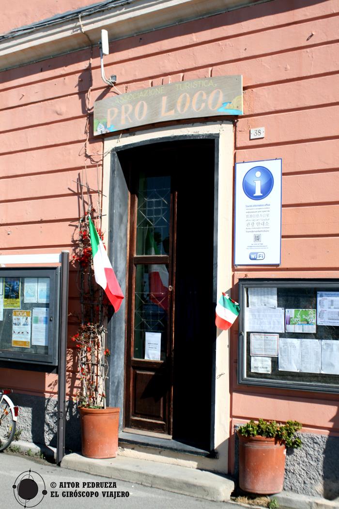 Oficina de turismo de Monterosso