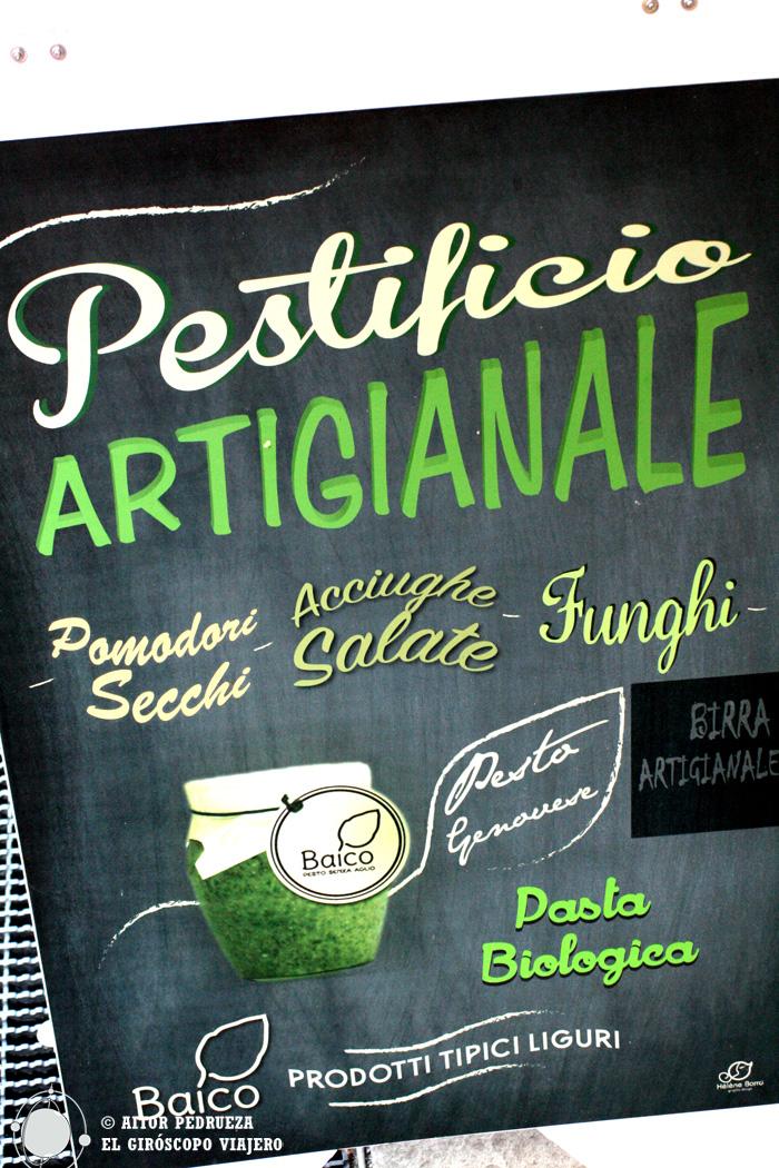 Tiendas de productos locales en Monterosso