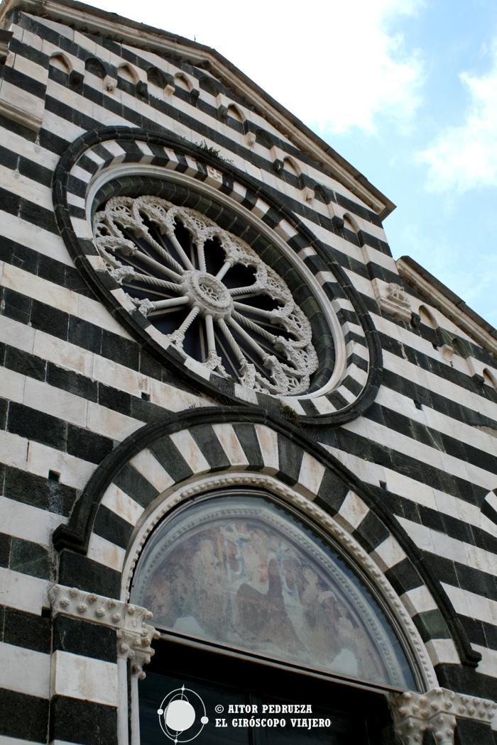 Iglesia de San Andrea en Levanto