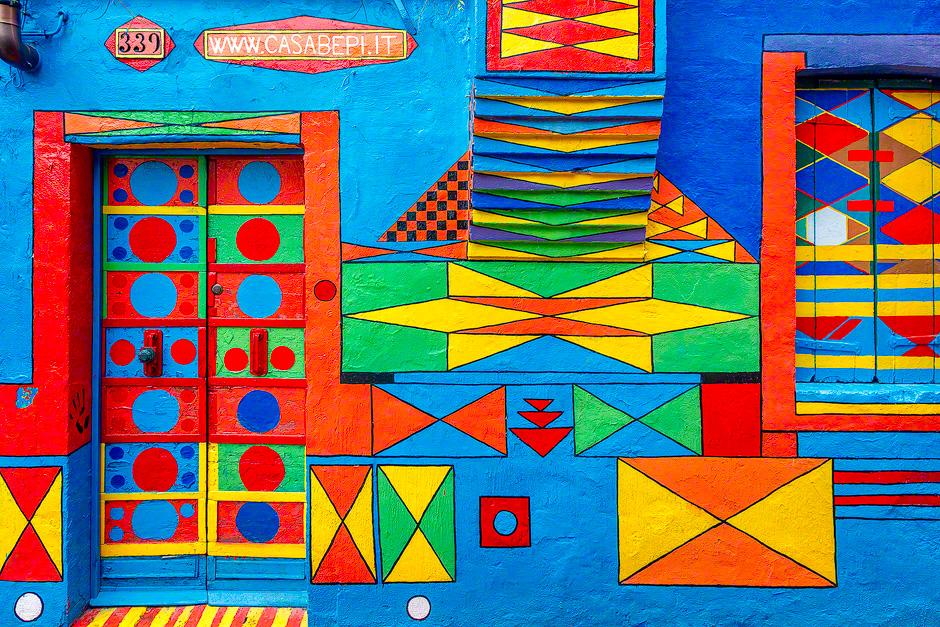 Casa Bepi Sua en Burano