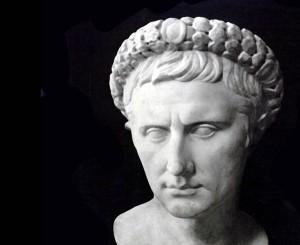 Emperador Octavio Augusto. Historia romana