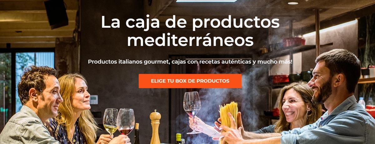 Productos italianos selectos