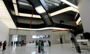 MAXXI Museo nacional de las artes del siglo XXI