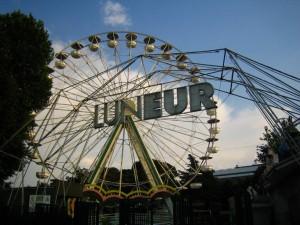Parque de atracciones Luneur de Roma