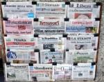 Medios de Comunicación en Italia