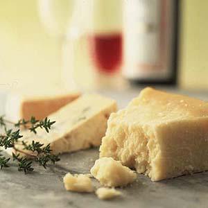 Queso parmesano. Joya de la gastronomía italiana