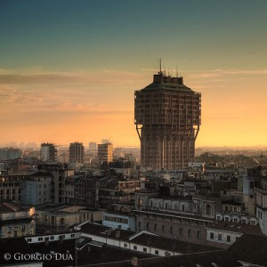 Torre Pirelli en Milán
