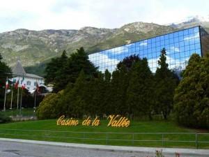 Casino Vallee en Aosta