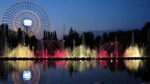 Parques temáticos y de atracciones