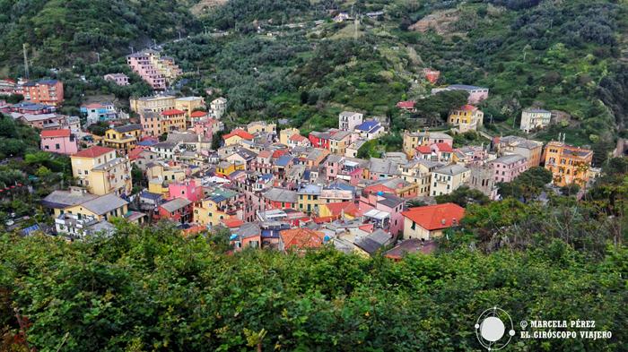 Monterosso, uno de los cinco pueblos de Cinque Terre