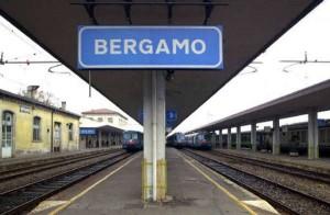 Estación Tren de Bérgamo