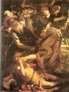 Cuarto centenario de la muerte de Caravaggio