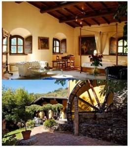 Relais & Chateaux. Guía de hoteles y villas de lujo en Italia 2010