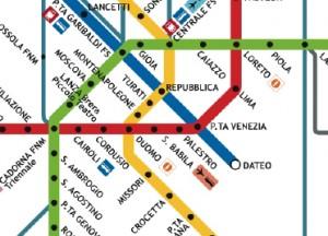 Como llegar al Duomo de Milán