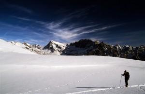 El Valle de Aosta goza de nieve todo el año