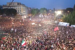 Concierto del Primo Maggio en Roma (Foto Flickr de -anth-)