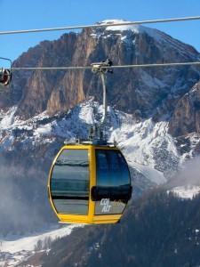 Funicular Dolomitas Super Ski