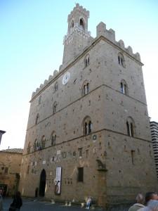 Palacio dei Priori en Volterra, Pisa (Foto Flickr de JohnMPruitt)