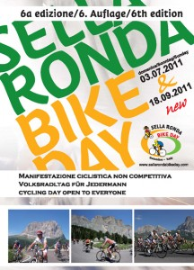 Sella Ronda Bike en los Dolomitas