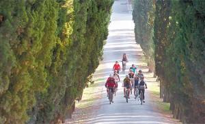 Rutas en bicicleta por Toscana