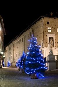Navidad mágica en Urbino 2011