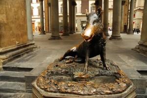 Estatua del Porcellino de Florencia