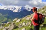 Ruta de senderismo por los Dolomitas