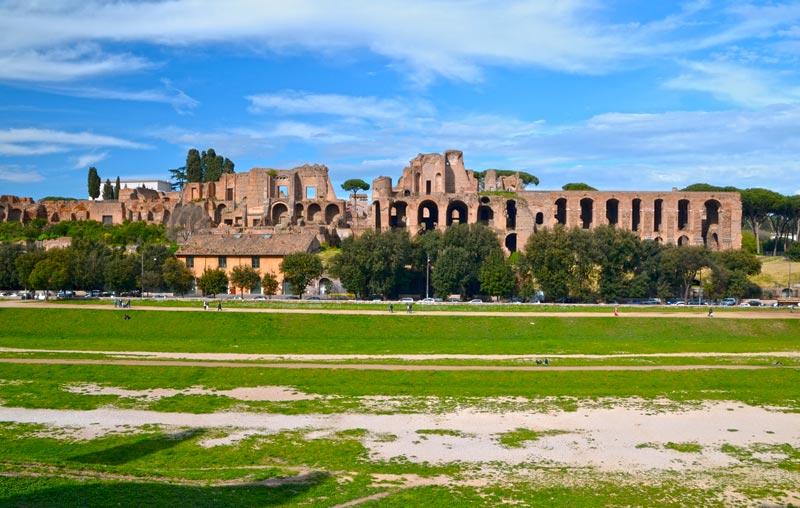 Circo Máximo de Roma