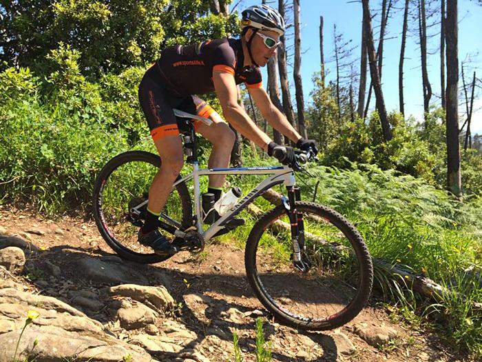 Mountain Bike en Liguria