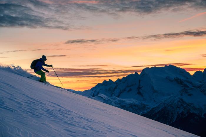Cortina d'Ampezzo, paraíso en invierno y en verano