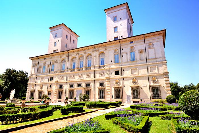 Museo de Villa Borghese