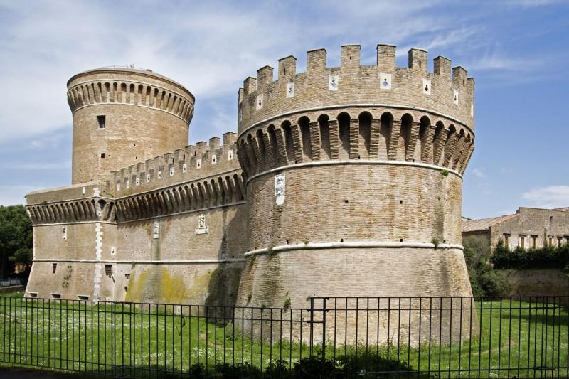 Rocca di Ostia