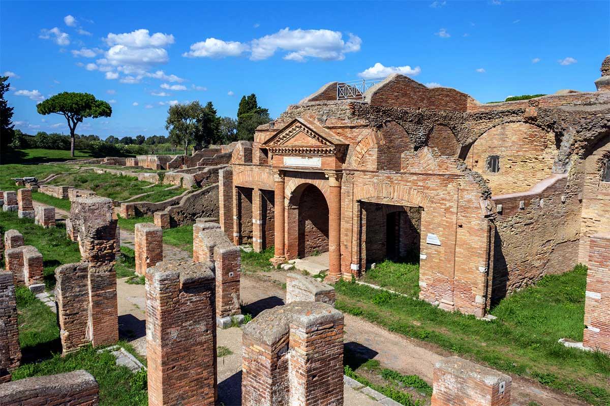 Horrea - Almacenes de Ostia