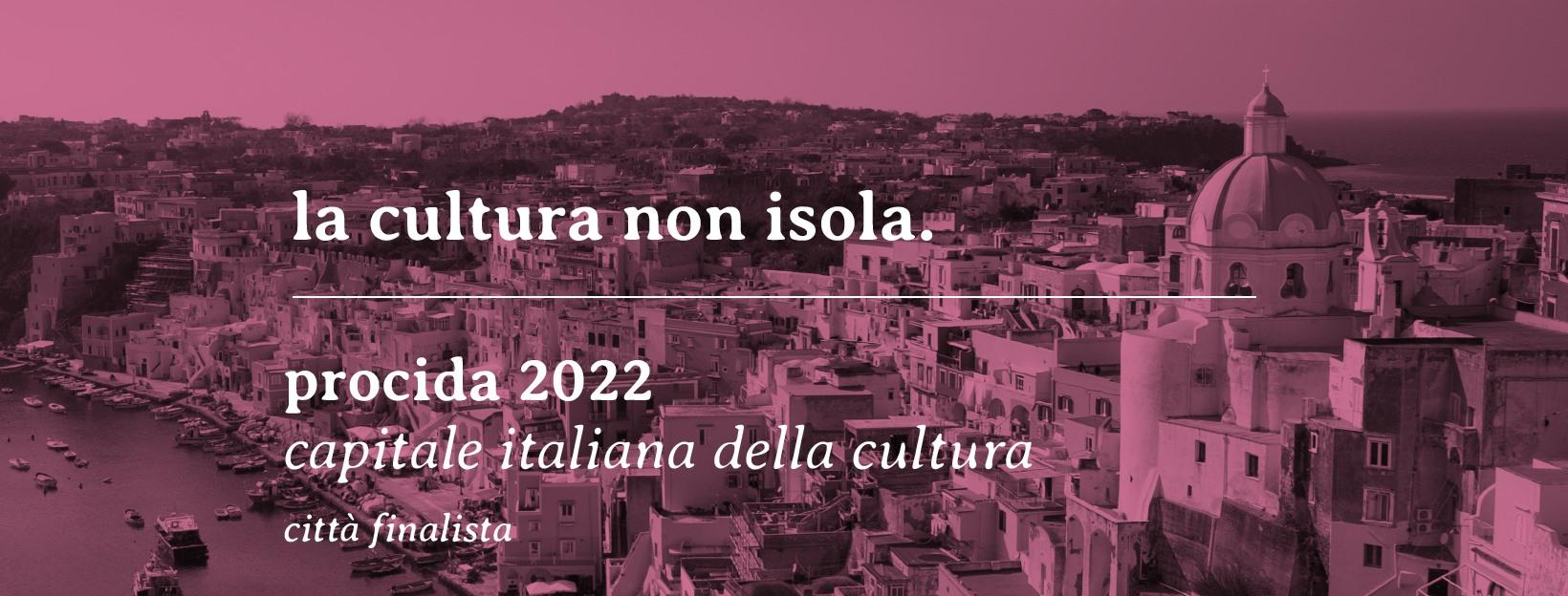 La isla de Procida Capital Cultura italiana 2022